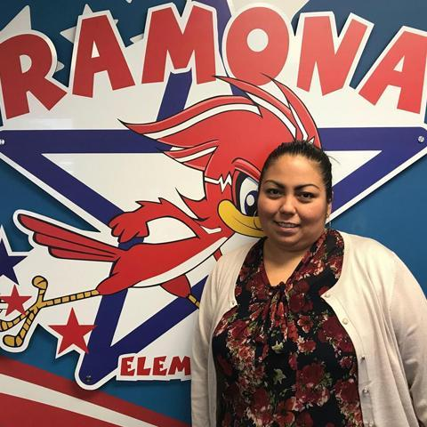 Ramona Elementary Faculty Focus Friday