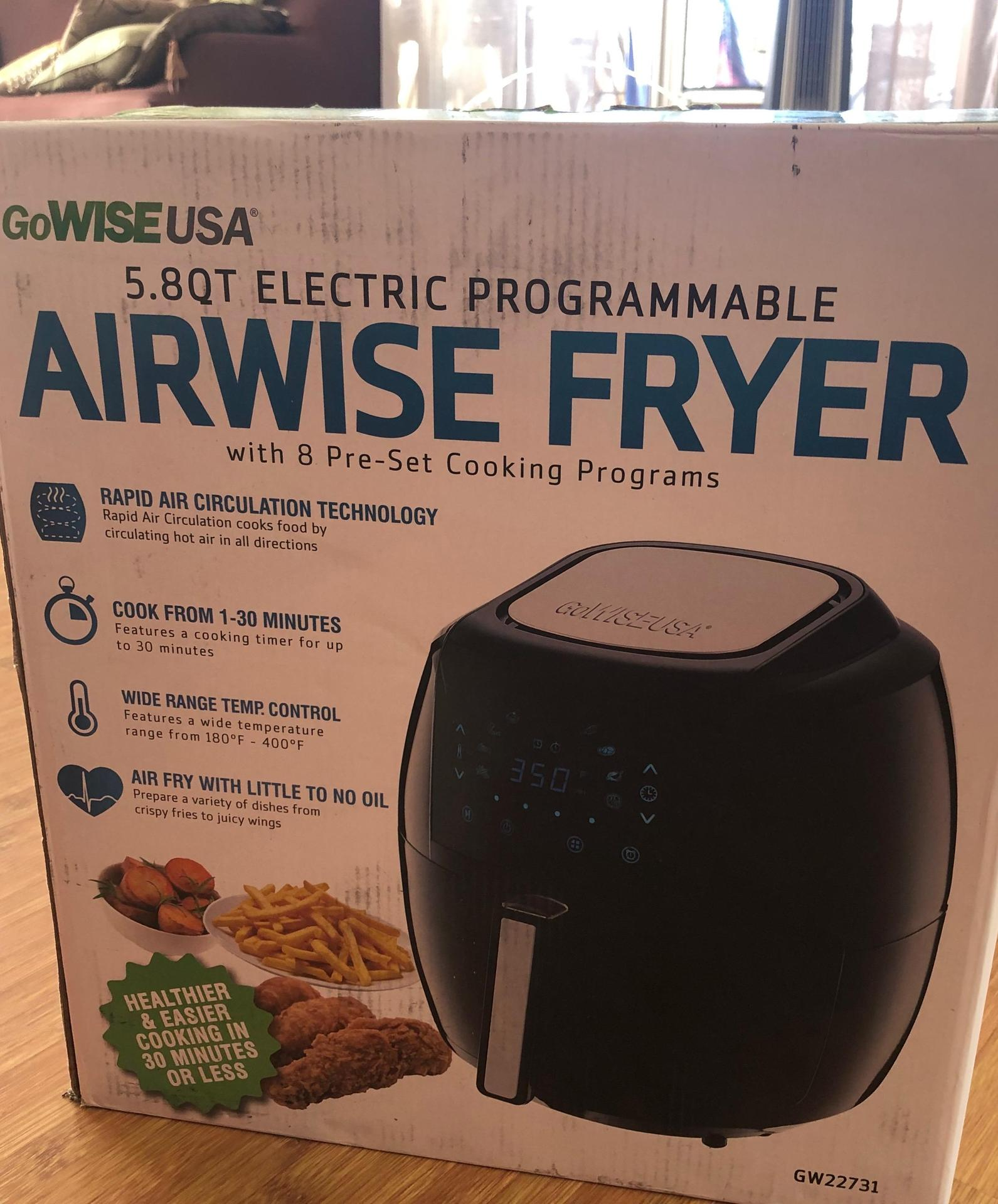 Air Wise Fryer