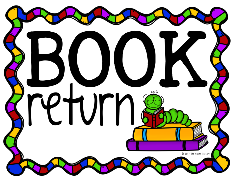 Return Your Library Books! Featured Photo
