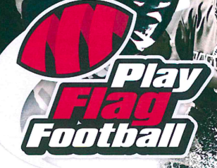 NFL Flag Football Logo