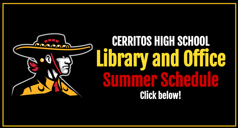 Info: Summer Library and Office Hours 2019 Featured Photo