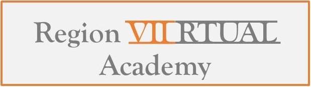 Region VII Virtual Academy logo
