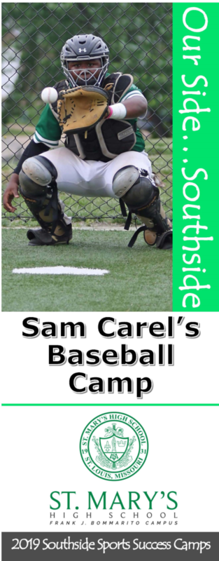 NEW Baseball Camp Added! Featured Photo