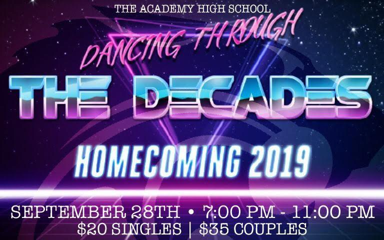 Homecoming 2019! Thumbnail Image