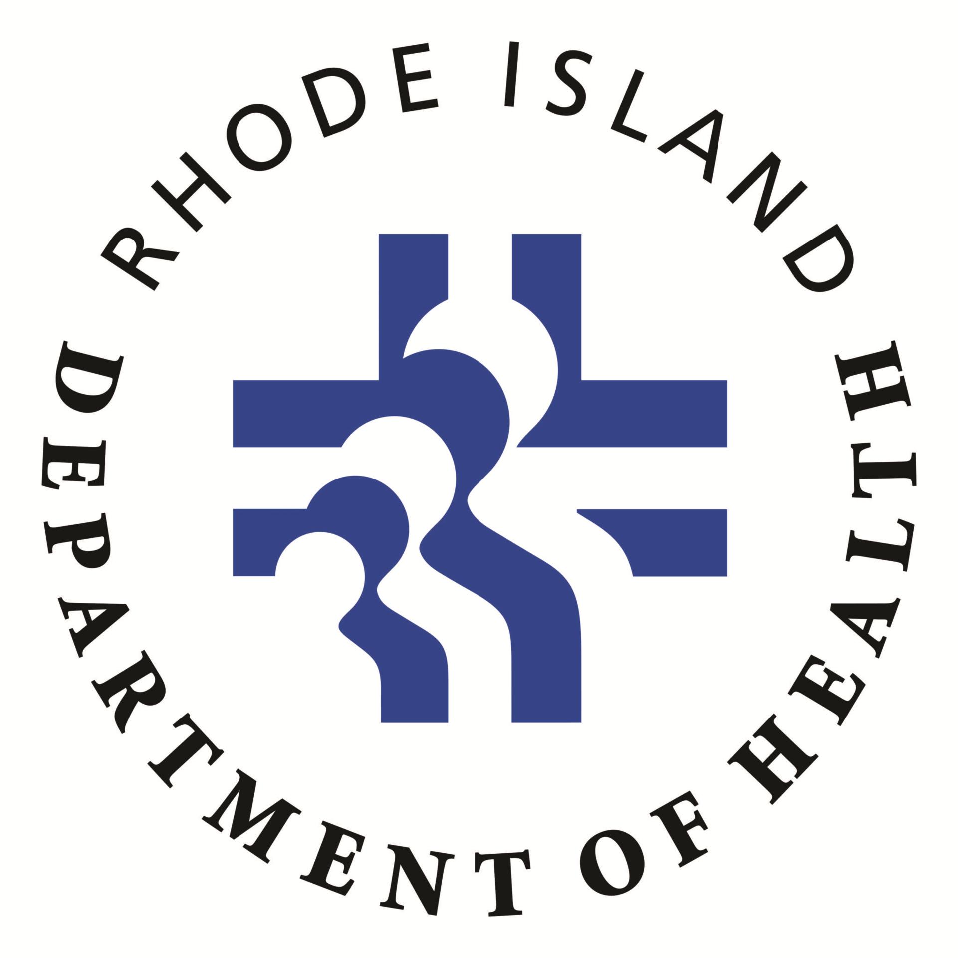RI DOH logo