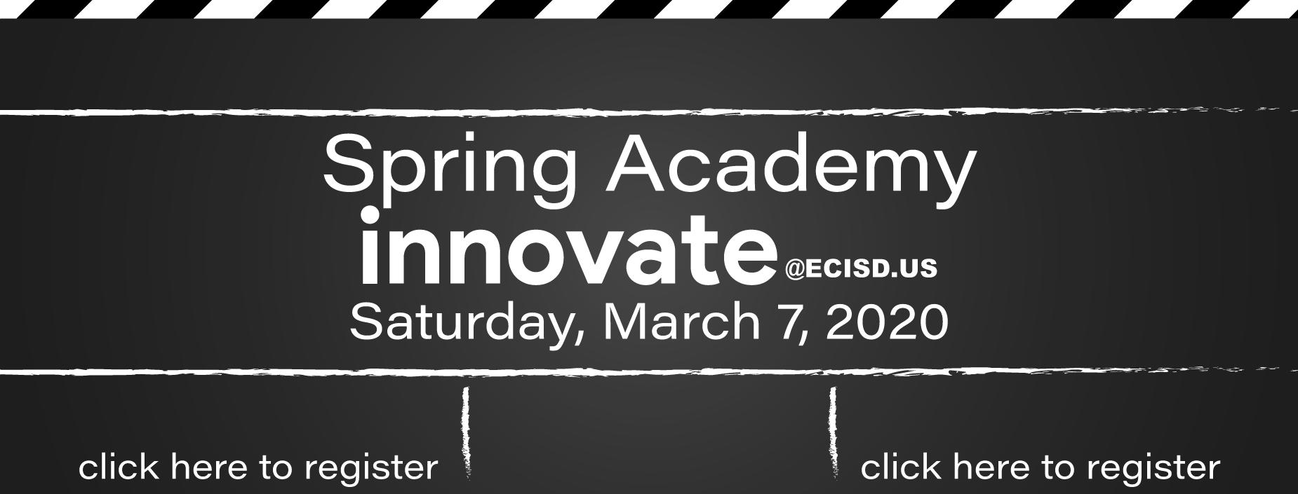 Innovate Spring Academy