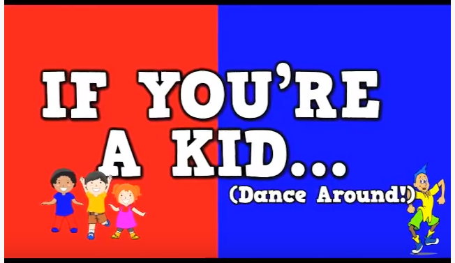 If You're a Kid song