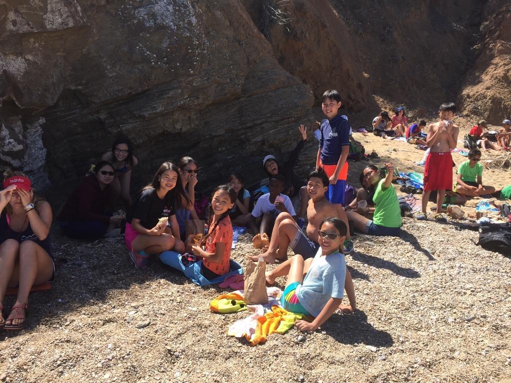 Catalina Hike Pit Stop
