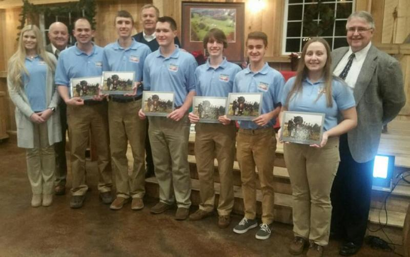 Envirothon Team Honored for Impressive 2018 Thumbnail Image