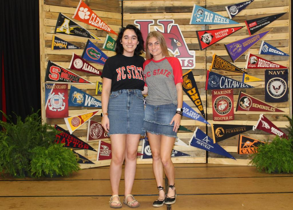 2018 College Reveal Photo