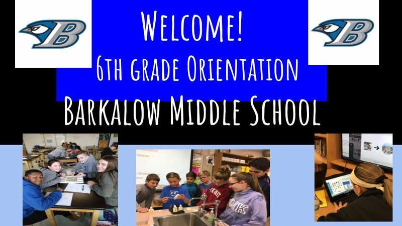 6th Grade Orientation Thumbnail Image
