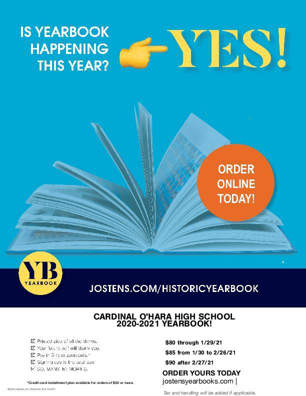 Yearbook All Pricing