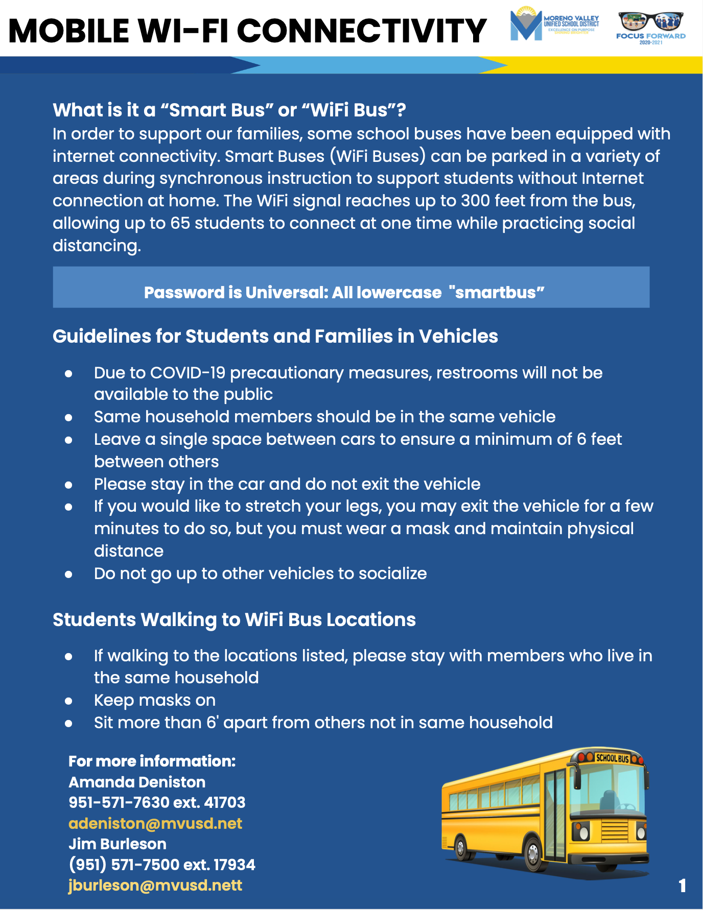 Smart Bus page 1