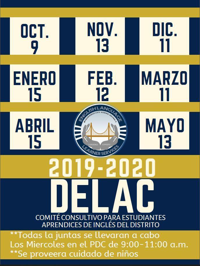 DELAC Dates Spa