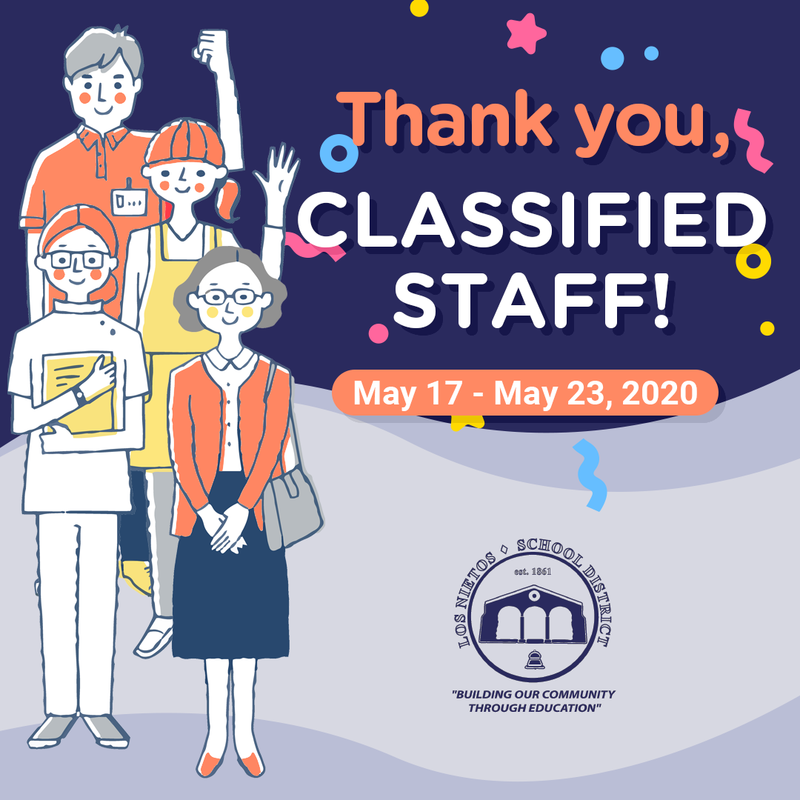We love our Classified Staff! Featured Photo