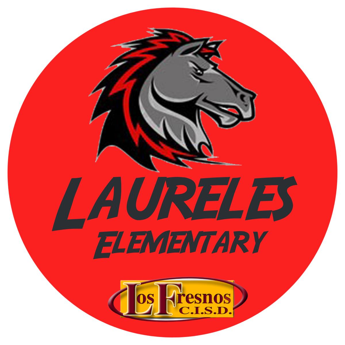 Laureles Elementary School logo
