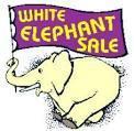 White Elephant Sale Information Thumbnail Image