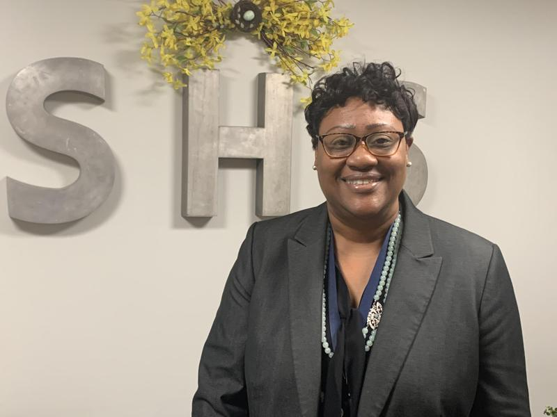 Meet Dr. Zulieka Jarmon-Horsey, Seaford High School Principal on Wednesday, February 26th at 6pm Featured Photo