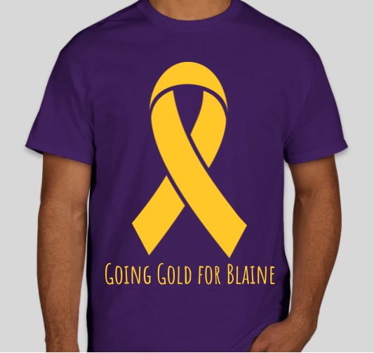 Going Gold for Blaine Bowling Featured Photo