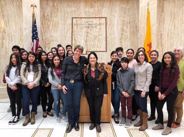 8th grade Legislative Trip