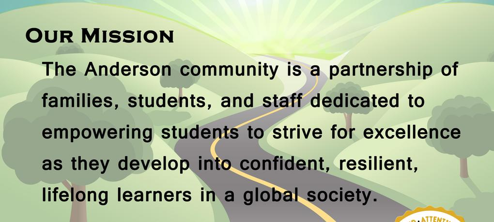 Anderson Vision Statement