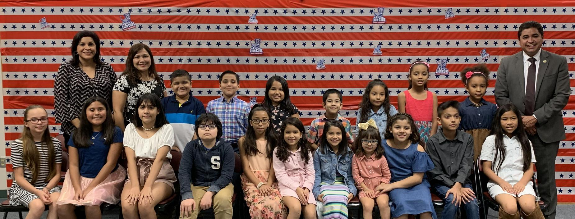 2019-2020 Student Council