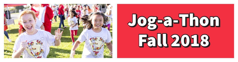 jog-a-thon girls running