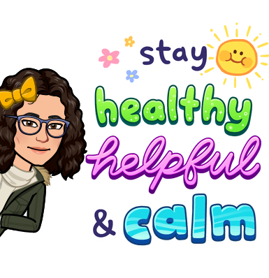 STAY HEALTHY & CALM