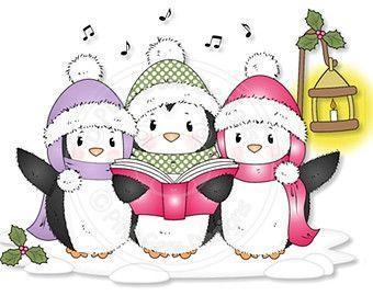 Penguin singing