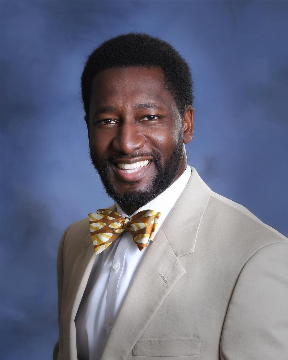 Dr. J.R. Green Superintendent
