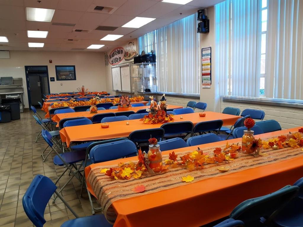 Thanksgiving Dinner 2019-2020