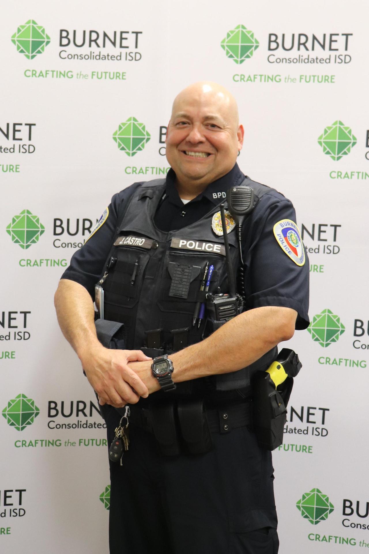 Officer Portrait
