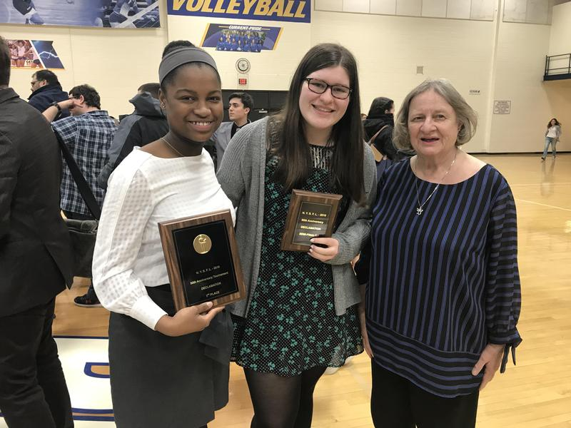 Results: New York State Speech and Debate Competition Featured Photo