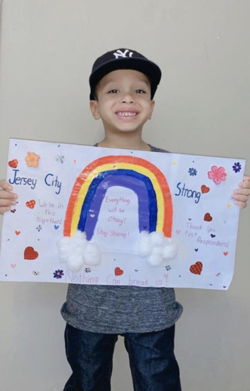 VIRTUAL SCHOOL SPIRIT WEEK: MAKE YOUR NEIGHBORHOOD SMILE Featured Photo