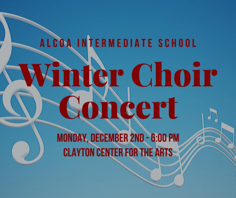 AIS Winter Choir Concert Featured Photo