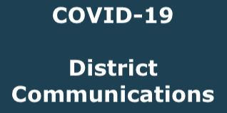 covid-19 district communications