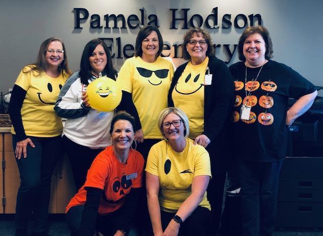 Halloween Office Staff