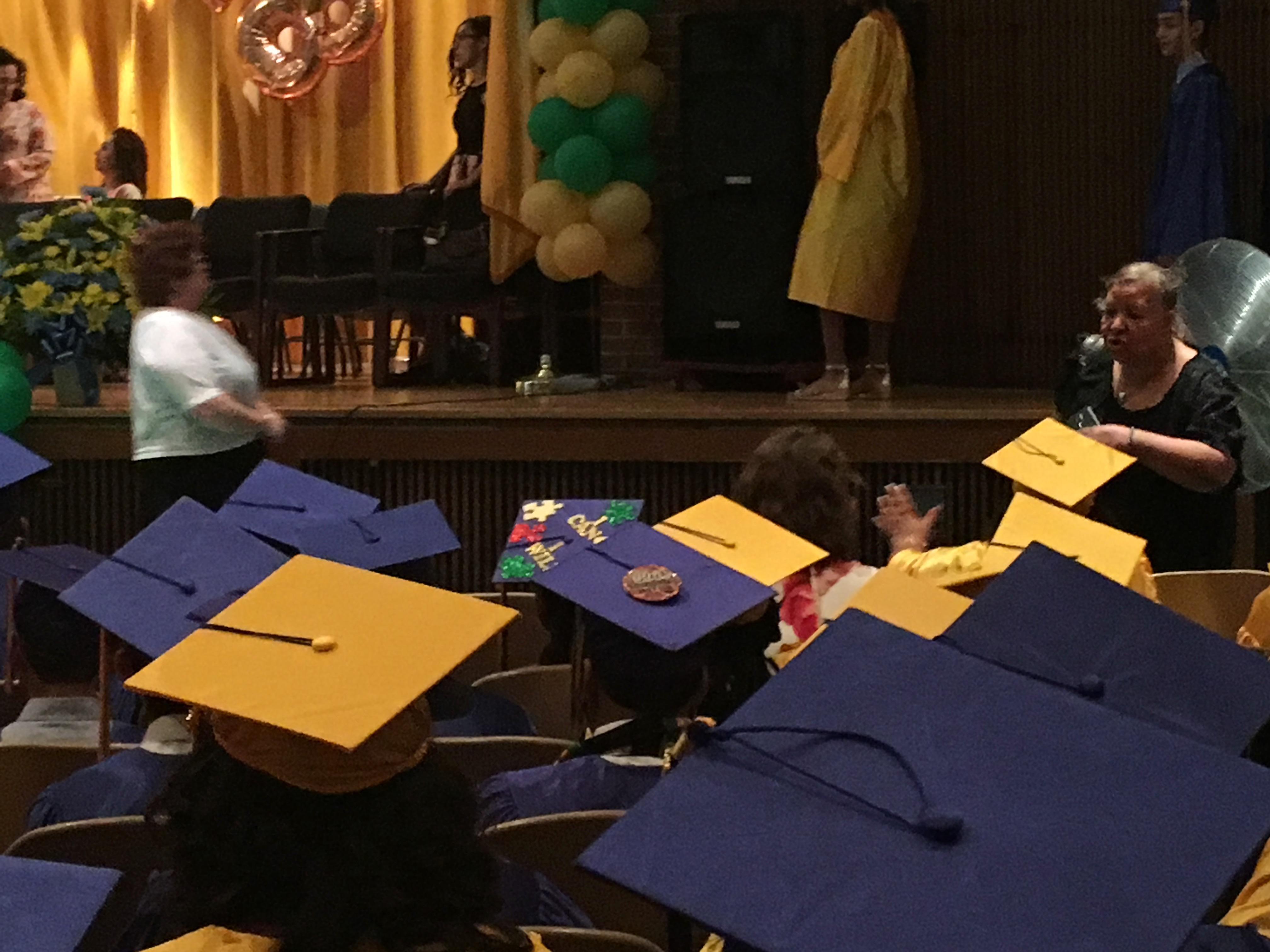 MS#4 Graduation