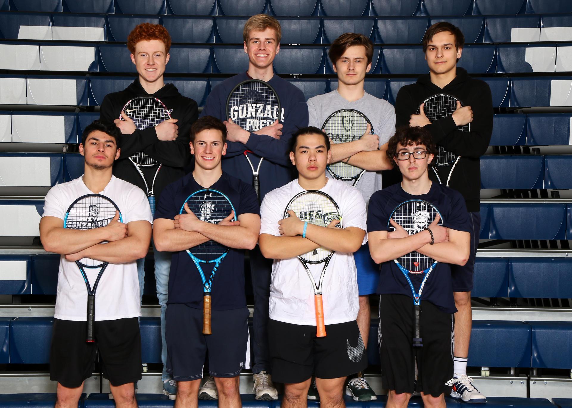 2019 Tennis Senior Class