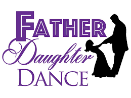 Picture of a father and daughter dancing.