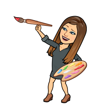 bitmoji of Ms Wollert