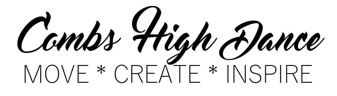 Combs High Dance Webpage
