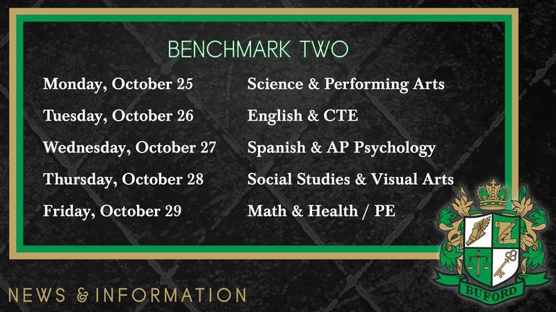 Benchmark 2 - Fall Semester Featured Photo