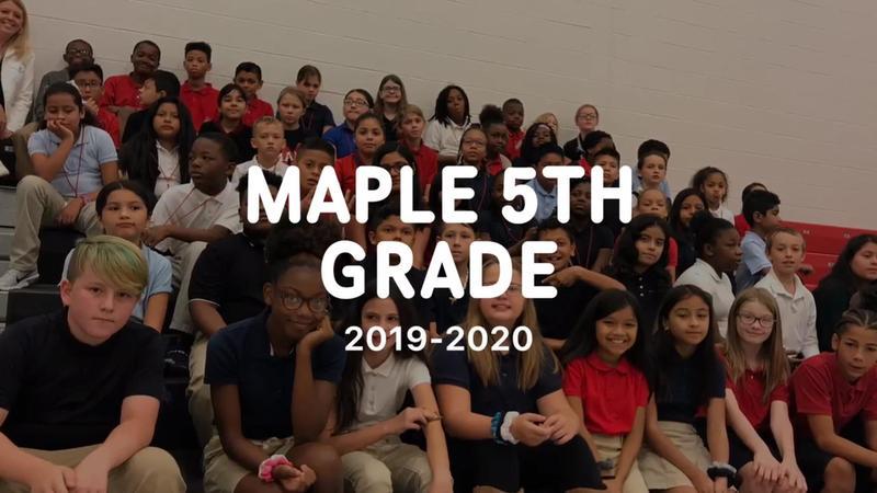 5th Grade Slideshow Thumbnail Image