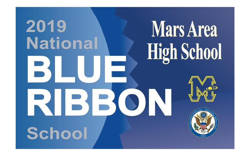 Mars Area High School - 2019 National Blue Ribbon School