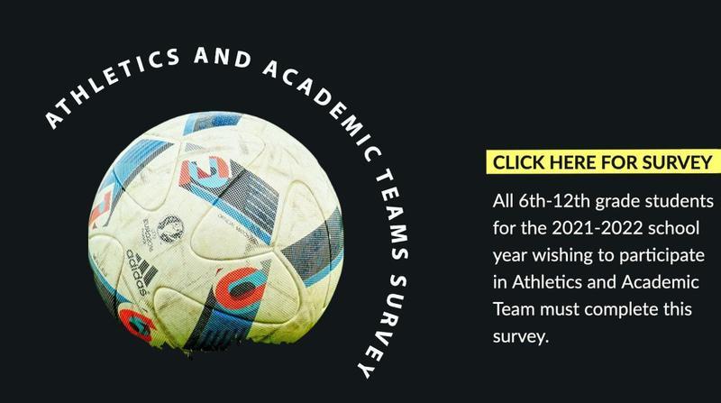 Athletics & Academic Teams Survey