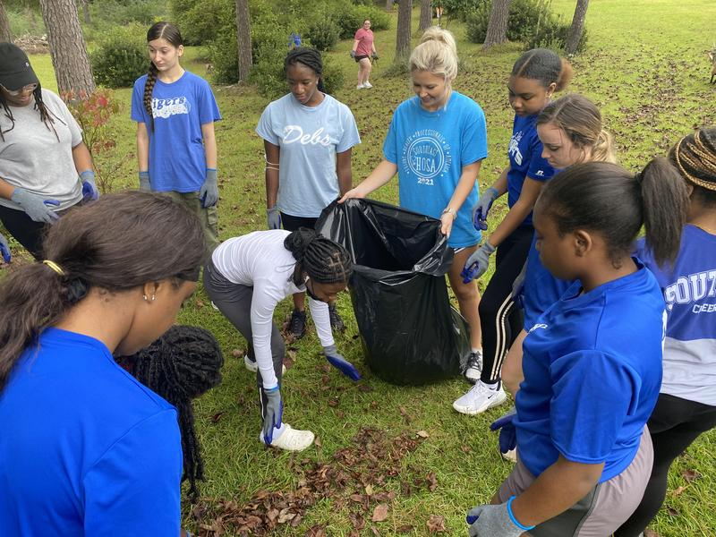 SEHS Day of Service