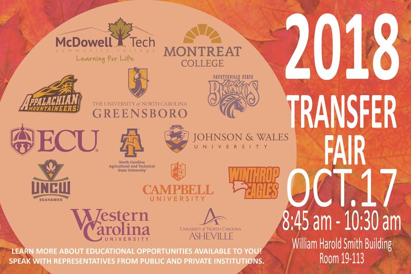 Fall Transfer Fair