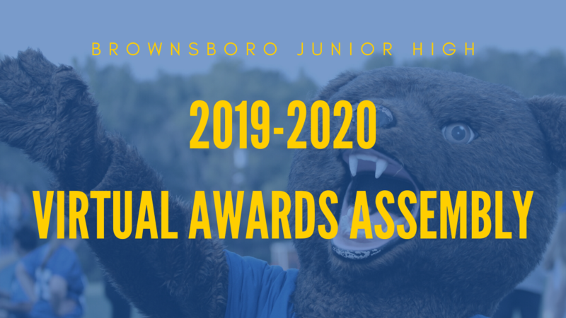 2019-20 Virtual Awards Assembly Featured Photo