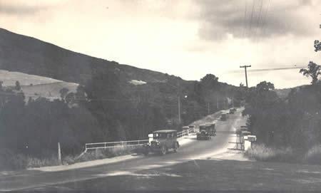 Alma traffic